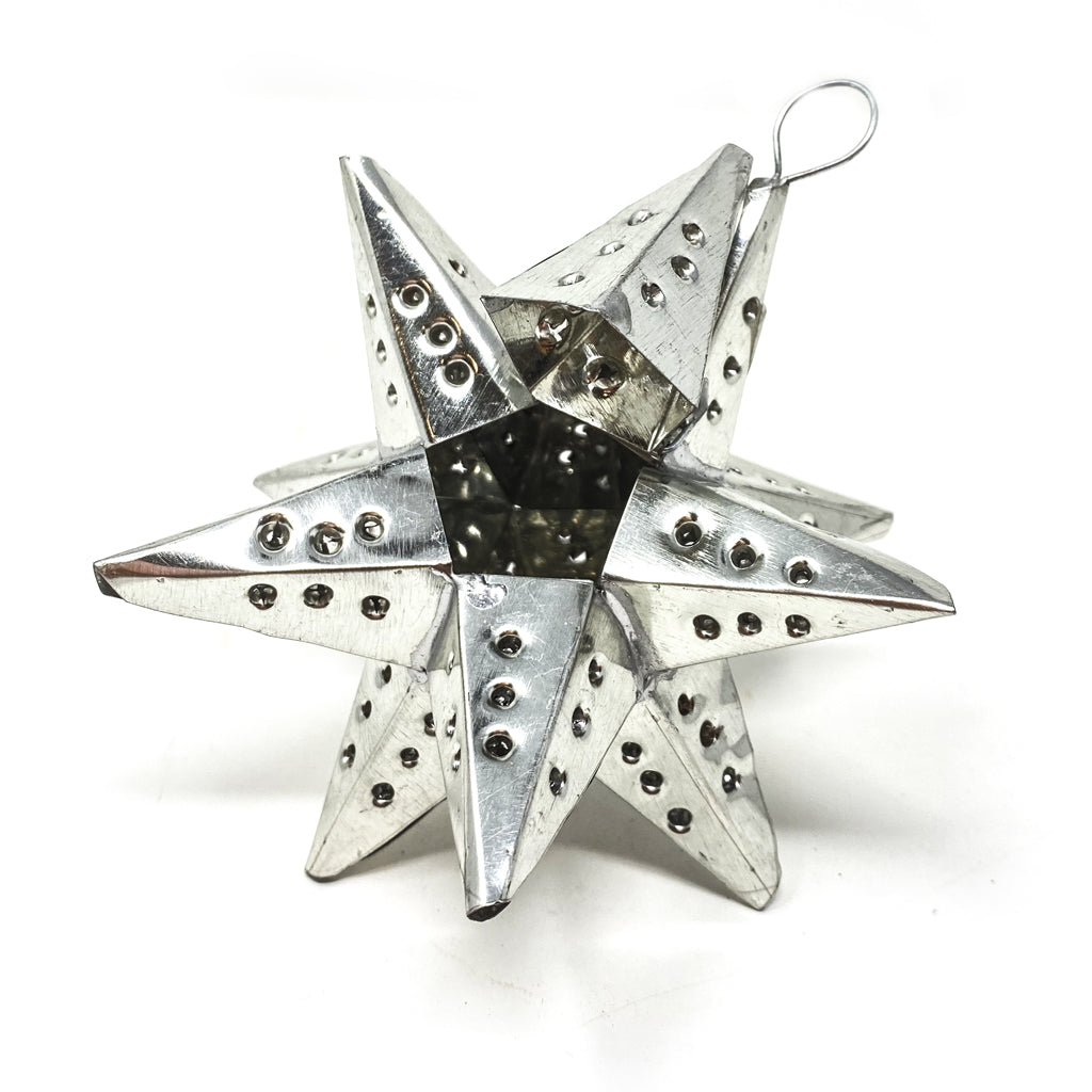 Mini Moravian Star Ornament from Mexico