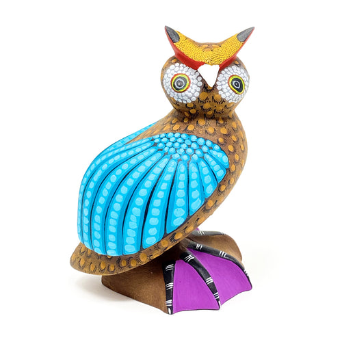 Oaxacan Carving Owl