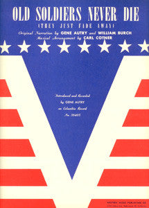 Patriotic Sheet Music Set