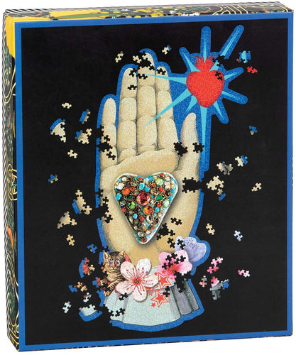 Puzzle Christian Lacroix  750 Pieces
