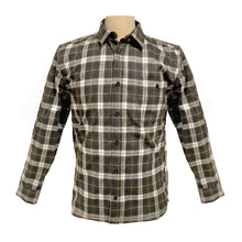 Pendleton Elbow-Patch Trail Shirt in Green