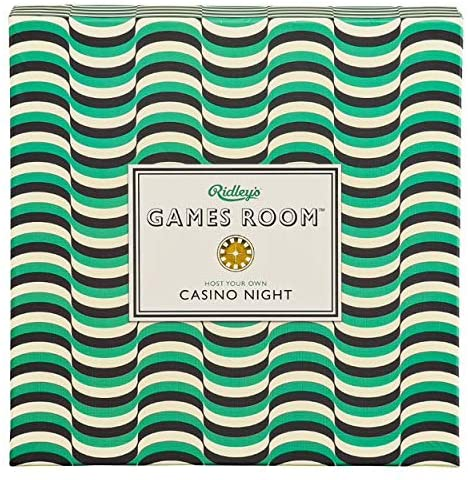 Ridley's Games Room Casino Night