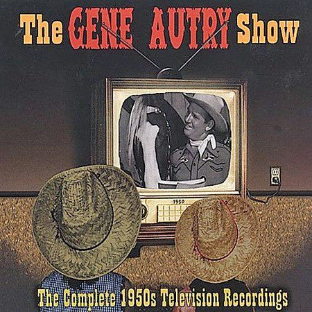 CD The Gene Autry Show: 1950s TV Recordings