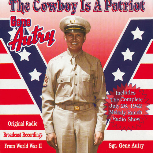 CD The Cowboy is a Patriot