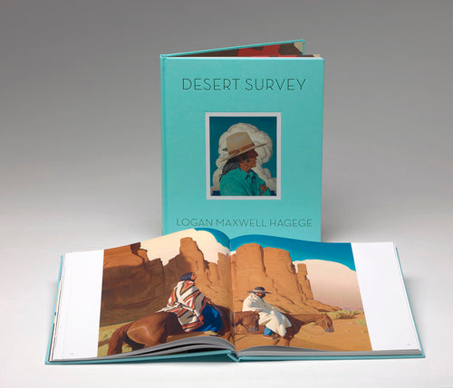 Logan  Maxwell Hagege - Desert Survey Book