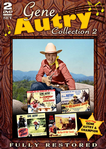 DVD Gene Autry Collection 2