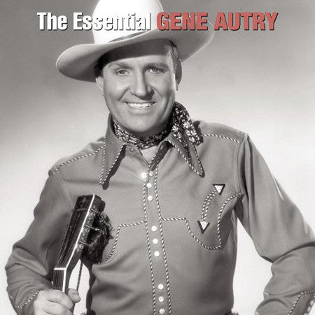 CD The Essential Gene Autry 1931-1953