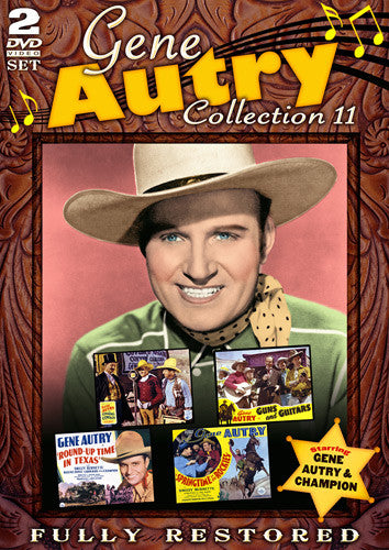DVD Gene Autry Collection 11