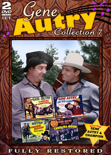 DVD Gene Autry Collection 7
