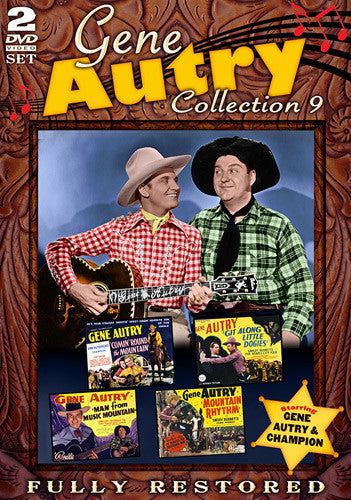 DVD Gene Autry Collection 9