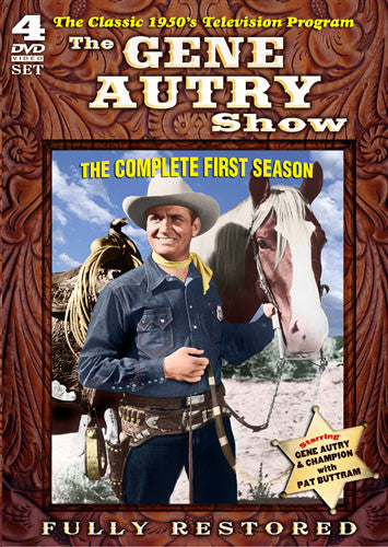 DVD Gene Autry Show Season 1