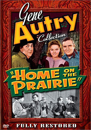 DVD Home on the Prairie (1939)