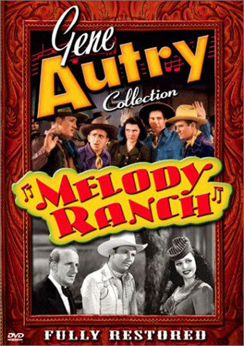 DVD Melody Ranch (1940)