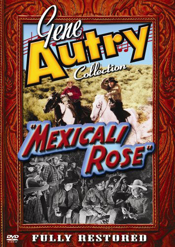DVD Mexicali Rose (1939)