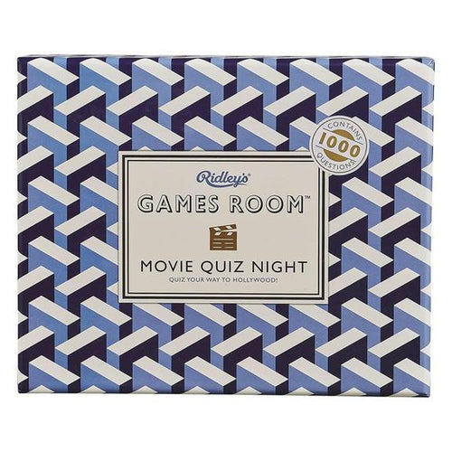 Ridley's Movie Quiz Night Game