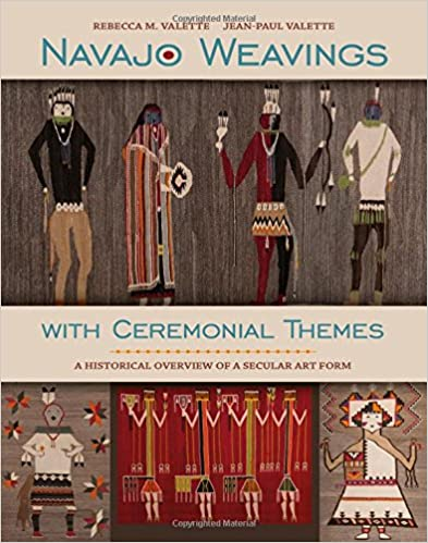 Navajo Weavings with Ceremonial Themes