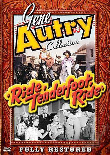DVD Ride, Tenderfoot, Ride (1940)