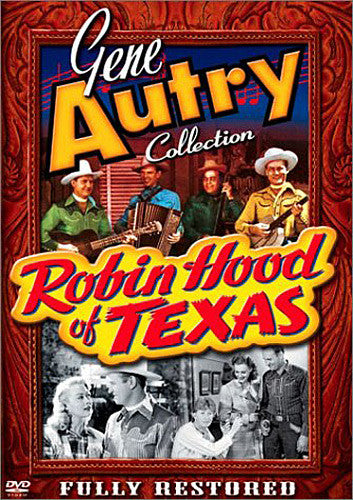 DVD Robin Hood of Texas (1947)