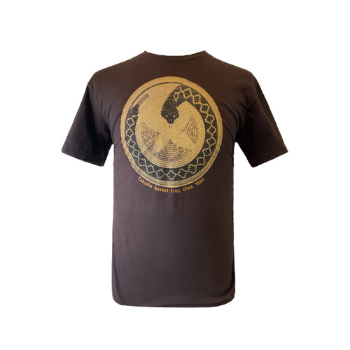 Snake Basket T-shirt from Autry Collection