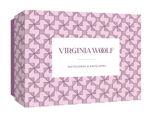 Virginia Woolf Boxed Notecards