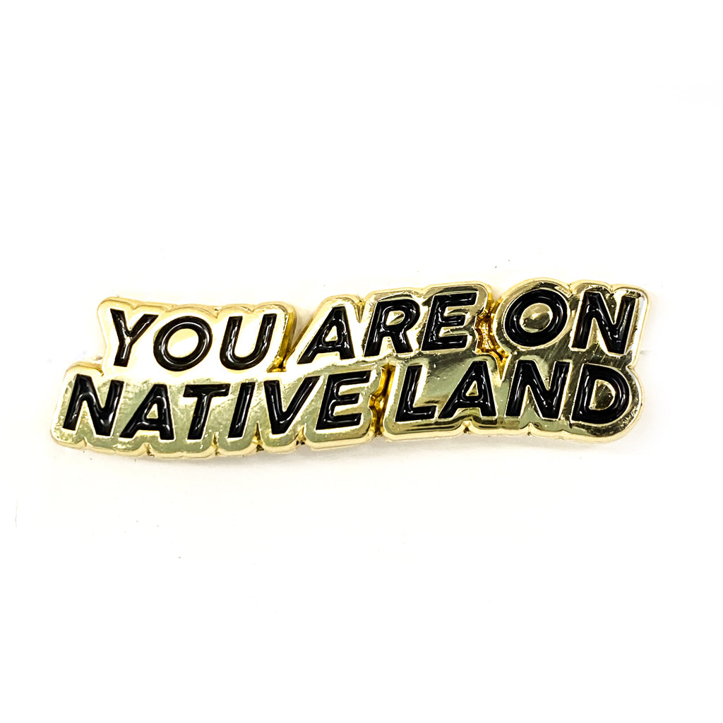 Pin You are on Native Land By UNE