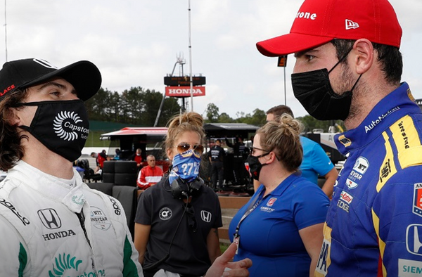 Mid-Ohio breakthrough a welcome relief for Andretti