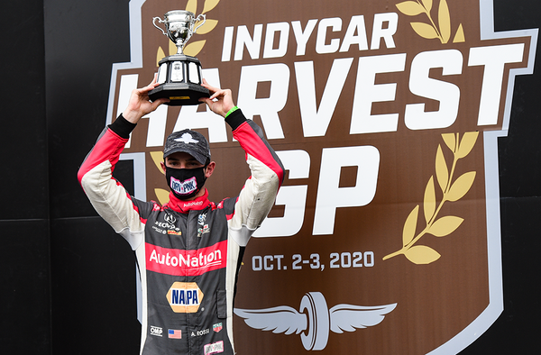 Indy yields two more podiums