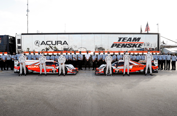 Acura Secures DPi Championship