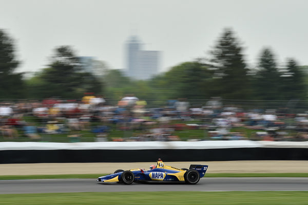 Rossi quietly collects points from Indy GP weekend