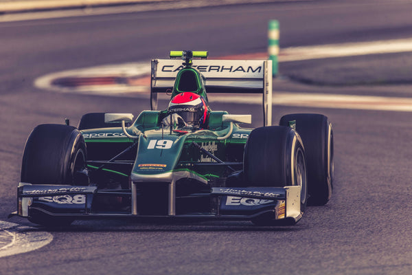 ALEXANDER ROSSI IS CONFIRMED AS A CATERHAM F1 TEAM RESERVE DRIVER