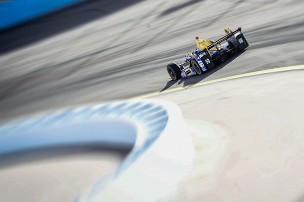 Rossi Suffers Tire Puncture, Finishing 11th in Season Opener for Verizon IndyCar Series