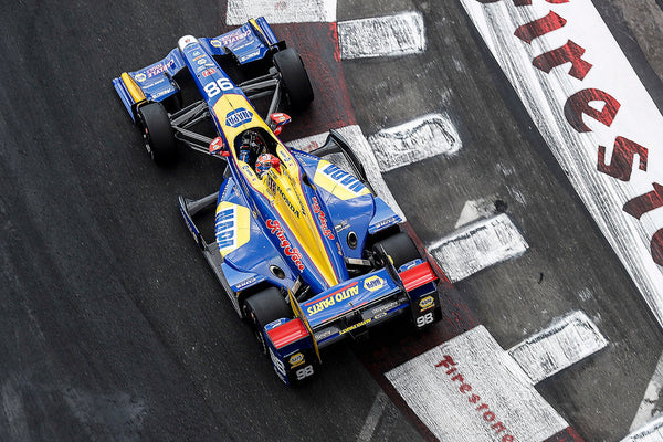 Rossi P5, Advances 13 positions at Honda Indy Grand Prix of Alabama