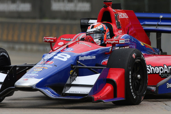 Rossi Fifth in Detroit Race 1, Remains Fifth in Points