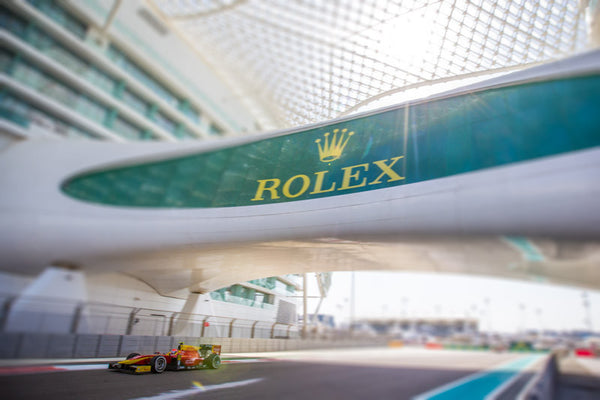 Alexander Rossi & Racing Engineering Complete Three Productive Days of Testing in Abu Dhabi