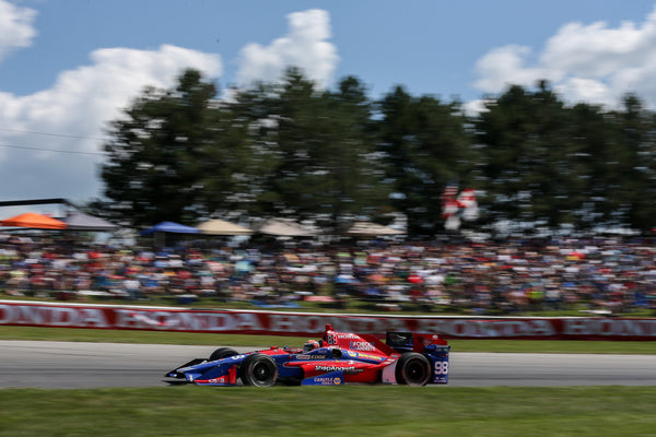 Alexander Rossi Has Strong Mid-Ohio Weekend