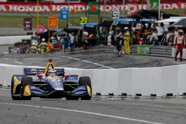Rossi Wins Mid-Ohio, Second in Championship