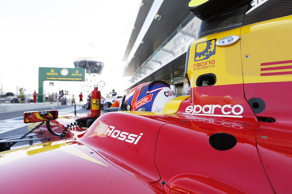 A tough weekend for Alexander Rossi and Racing Engineering in Hungary