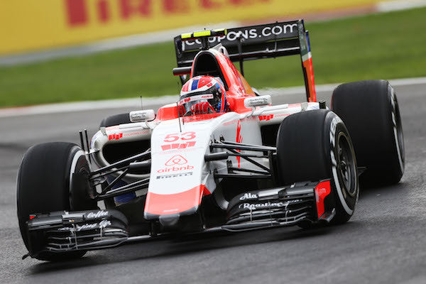 MANOR RACING SIGNS ALEXANDER ROSSI AS OFFICIAL RESERVE DRIVER