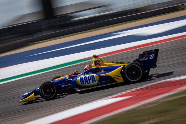 Yellow flag deters potential win for Rossi