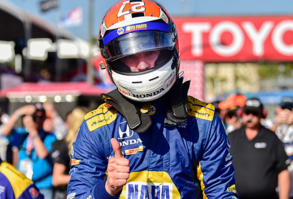 "Motorsport.com - Rossi is the ""standout"" in IndyCar now"