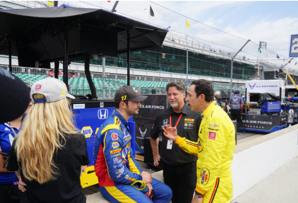 NBCSports.com - Alexander Rossi's 'Red Mist' nearly powers him to Indy 500 victory