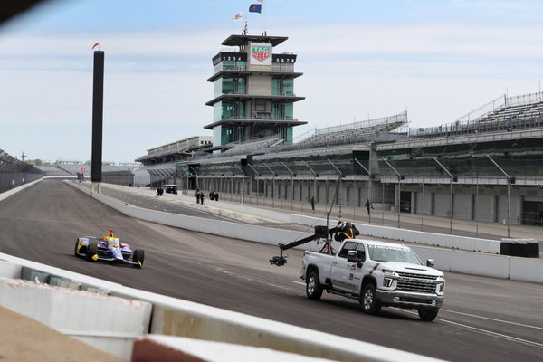 IndyStar.com: Behind the making of NBC's Indy 500 Special