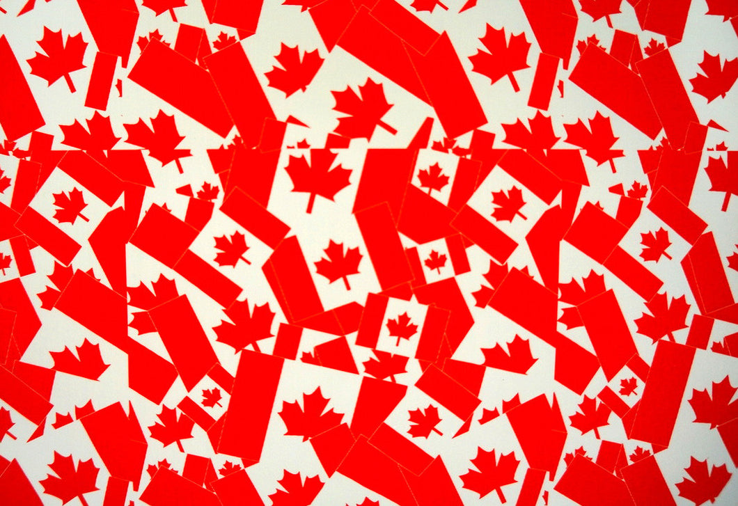 Canada Flag - Kansas Hydrographics