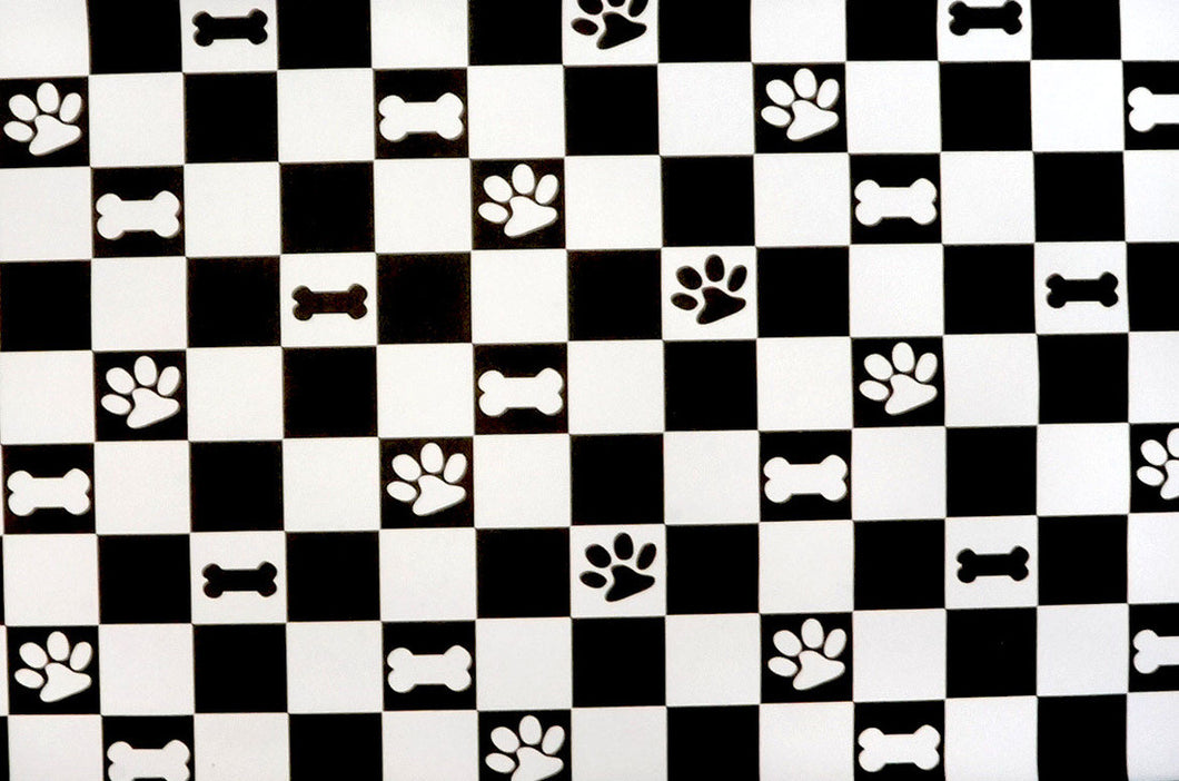 Dog Checkers - Kansas Hydrographics