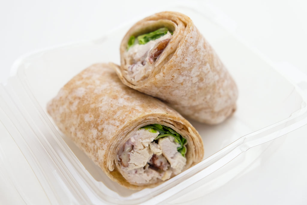 Maple Pecan Chicken Wrap