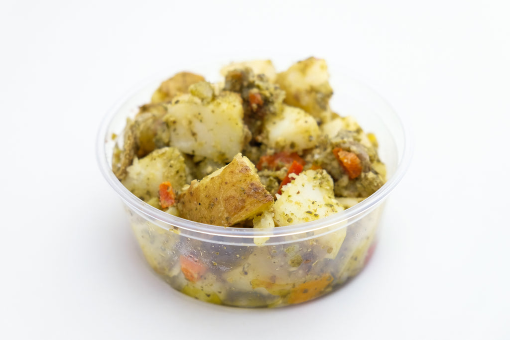 Pesto Lemon-Herb Potato Salad