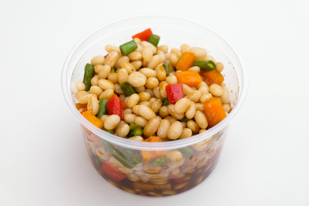 Balsamic White Bean Salad