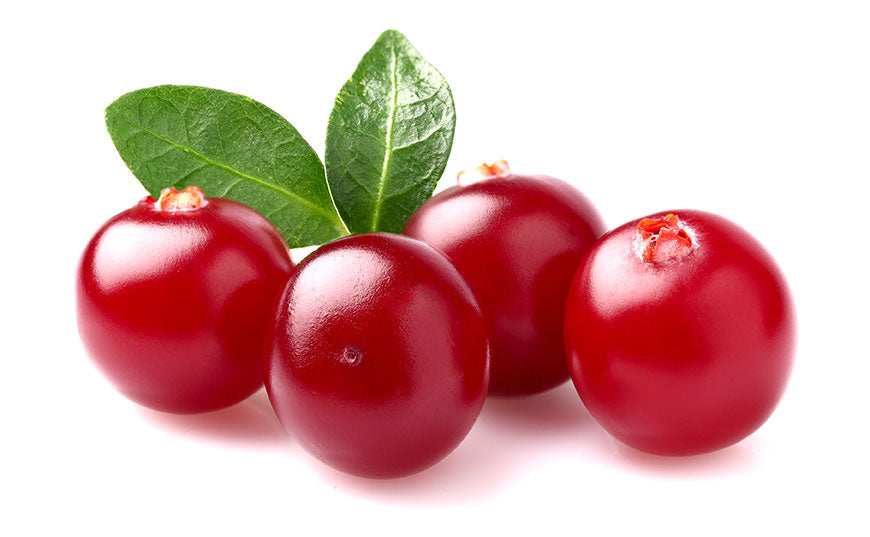 Cranberries... good for your bladder and good for menopause.