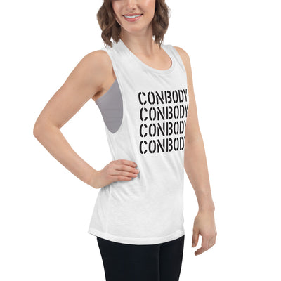 Ladies' Muscle Tank - Stacked
