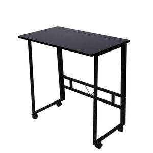 f94666d79189 Poarmeey Adjustable Folding Laptop Computer Writing Desk Table on ...